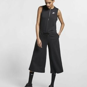 Nike Sportswear Club French Terry Romper Womens